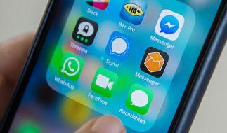Im Zuge des Anti-Terror-Kampfes sollen auch die Messengerdienste überwacht werden. (Foto)