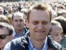 Alexej Nawalny muss wieder in Haft. (Foto)