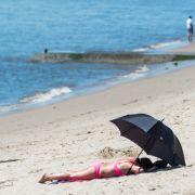 """Hoch """"Barbara"""" bringt Sommerwetter mit Tropenhitze (Foto)"""