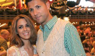 Sind beruflich und privat unzertrennlich: Vanessa Mai und Andreas Ferber. (Foto)