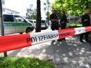 Bei Schüssen am S-Bahnhof in Unterföhring bei München sind am Dienstagmorgen mehrere Menschen verletzt worden, darunter eine Polizistin. (Foto)