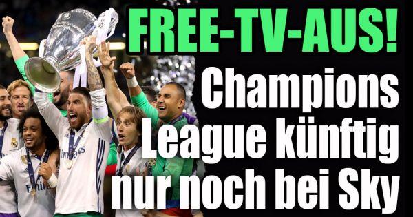 champions league 2019 im tv