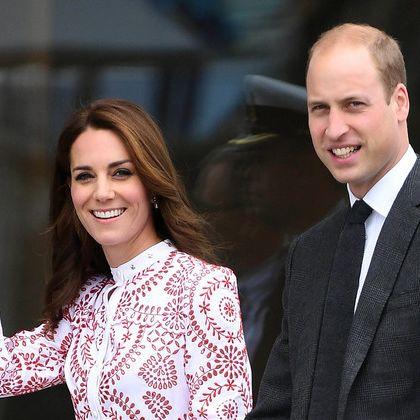 Herzogin Kate und William besuchen DIESE deutschen Städte (Foto)