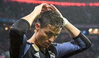 Cristiano Ronaldo soll Steuern in Höhe von 150 Millionen Euro hinterzogen haben. (Foto)