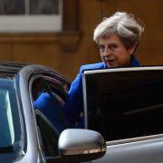 Kurz vor Rücktritt? DAS spricht für einen Abgang von Theresa May (Foto)