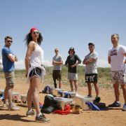 Folge 3 in Afrikas Wüste - dieser Promi ist raus (Foto)