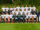 Die deutsche U21-Nationalmannschaft. (Foto)