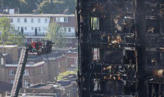 Ein Hochhausbrand wie in London ist verheerend. Doch was ist eigentlich in einer solchen Notsituation zu tun? (Foto)