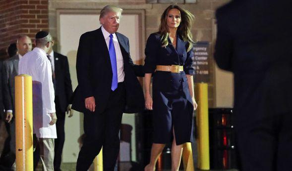 Donald Trump trauert