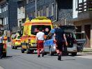 Bei einem Familiendrama in Altenfeld (Ilm-Kreis) sind nach ersten Erkenntnissen der Polizei zwei Kinder erstochen worden, ein drittes ist schwer verletzt worden. (Foto)