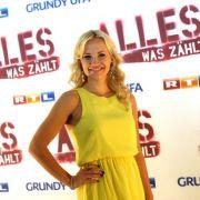 Schauspielerin Ania Niedieck spielt bei