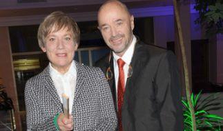 Seit 1980 ist Christian Neureuther mit Rosi Mittermaier verheiratet. (Foto)