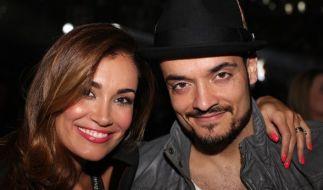 Jana Ina Zarrella und ihr Mann Giovanni. (Foto)