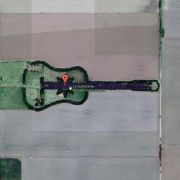 Die 5 bizarrsten Funde bei Google Earth (Foto)