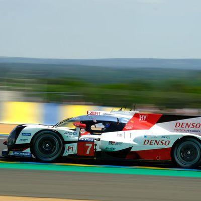 Porsche fährt 19. Sieg ein! Wieder Pannen bei Toyota (Foto)
