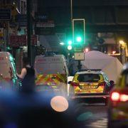Alle Opfer sind Moslems (Foto)