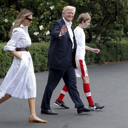 Ungeeignet! Erschreckende Details über Trumps Ehefrau (Foto)