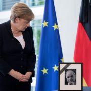 Kein nationaler Staatsakt für verstorbenen Altkanzler geplant (Foto)
