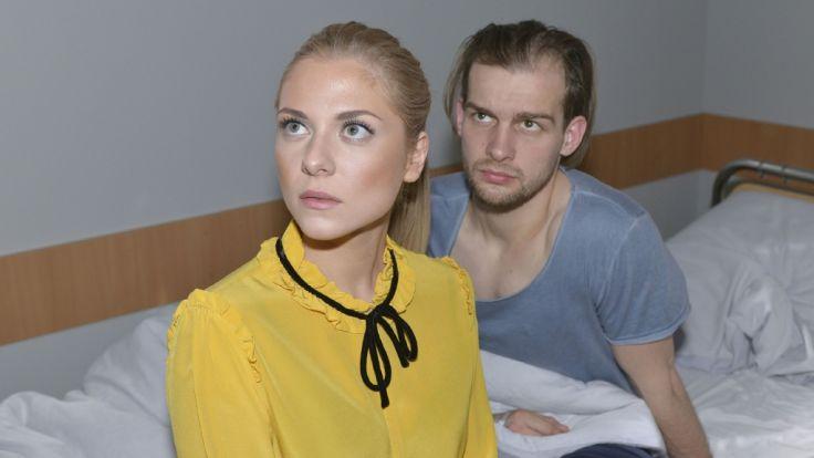 Das Drama um Chris (Eric Stehfest) und Sunny (Valentina Pahde) hat noch lange kein Ende. (Foto)