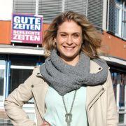 Auch GZSZ-Darstellerin Lea Marlen Woitack dauert die Story um Chris und Felix zu lang.