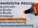 Bundestagsparteien stellen Steuerkonzepte vor