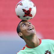 DAS sagt der FC Bayern zum CR7-Transfer-Gerücht (Foto)