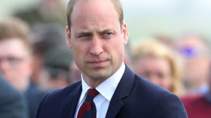 Prinz William zeigte sich während seines Besuchs der Angehörigen des Londoner Tower-Brands sichtlich gerührt. (Foto)