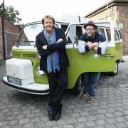 Letzte Folge! Gregor Meyle traf Schmusesänger Howard Carpendale (Foto)
