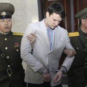 Folter in Nordkorea? OttoWarmbier ist tot (Foto)