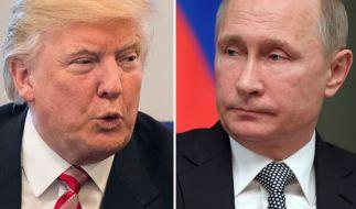Könnte es zu einem direkten militärischen Konflikt zwischen Russland und den USA in Syrien kommen? (Foto)