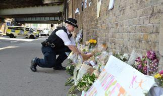 Der Mann, der mit seinem Minivan in eine Menschengruppe vor einer muslimischen Gemeindeeinrichtung in London raste, ist identifiziert. (Foto)