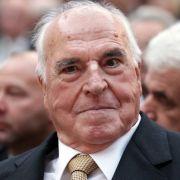 Helmut Kohl, Altbundeskanzler und CDU-Politiker (03.04.1930 - 16.06.2017)