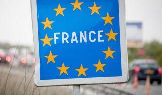 Für die Einfahrt in einige französische Städte benötigen Wagen, die nach dem 31. Dezember 1996 erstmalig zugelassen wurden, nun eine Umweltplakette. (Foto)