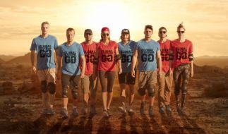 """Die """"Global Gladiators"""" stellen sich in der Wüste Afrikas ganz besonders spektakulären Herausforderungen. (Foto)"""