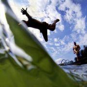 Bakterien, Keime, Blaualgen! DIESE Badegewässer sind gefährlich (Foto)