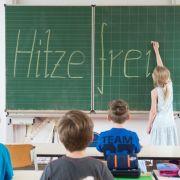 Können Eltern bei Schulausfall auch nach Hause gehen? (Foto)