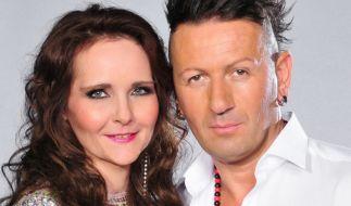 Helena Fürst und Ennesto Monté werden bald Eltern. (Foto)