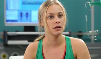 """In der ARD-Serie """"In aller Freundschaft"""" spielte Sina Tkotsch eine Kickboxerin. (Foto)"""