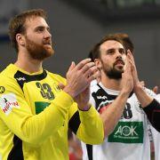 DHB-Auswahl bei Handball-EM mit lösbaren Vorrundenaufgaben (Foto)