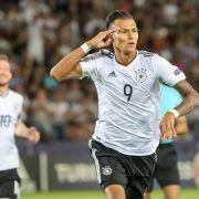 Leistungssteigerung bringt deutsche U21 auf Halbfinal-Kurs (Foto)