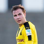 Schlank und fit wie nie! Dortmund-Star zurück im Training (Foto)