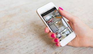 """Mit der Spionage-App """"FlexiSpy"""" kann man eine andere Person vollständig überwachen. (Foto)"""