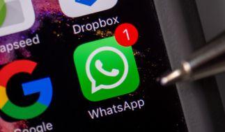 WhatsApp bekommt bald schon wieder eine neue Funktion. (Foto)
