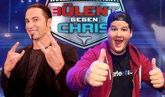 Bülent Ceylan (li.) und Chris Tall werden für RTL zu erbitterten Kontrahenten. (Foto)