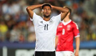 Durch das 0:1 gegen Italien steht Deutschland im EM-Halbfinale. (Foto)