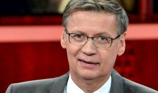 Selbst einem Profi wie Günther Jauch unterlaufen eben mal Fehler. (Foto)