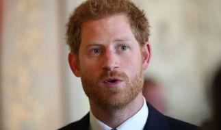Prinz Harry plant eine besondere Überraschung für seine Meghan Markle. (Foto)