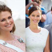 Krach um Prinzessin Madeleine! Prinz Carl Philip greift durch (Foto)
