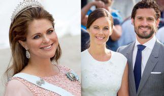 Prinz Carl Philipp hat genug von den Streitereien zwischen seiner Schwester Madeleine und seiner Ehefrau Sofia. (Foto)