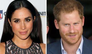 Meghan Markle und Prinz Harry sind seit knapp einem Jahr ein Paar. (Foto)